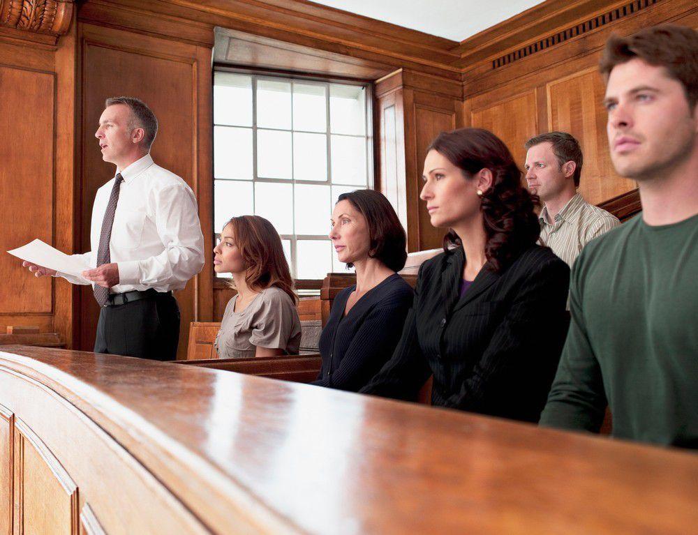 общественная защита в суде